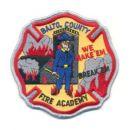 baltimore-county-fire-academy-gestickt-stoff-umkettelt