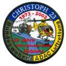 christoph-23-koblenz-30-jahre
