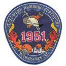 f1951-ff-hh-eppendorf-technischer-zug-gestickt-stoff-umkettelt-gross-13,2cmx12,2cm
