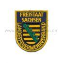 freistaat-sachsen-landesfeuerwehrverband-gold-gestickt-umstickt-stoff